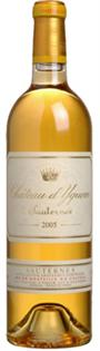 Chateau d'Yquem Sauternes 2005 750ml - Case of 12